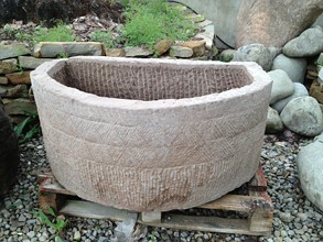 Vasca Giardino Pietra : Arredo giardino vasi fontane barbecue